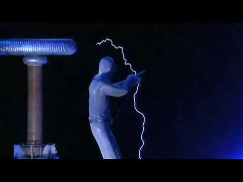 Electricity Live performance ARC ATTACK on America's Got Talent