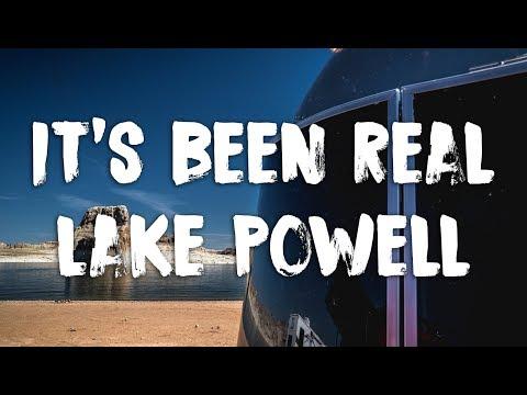 Kayaking Lake Powell & Heading to Sedona