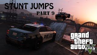 THE FINAL STUNT JUMP - GTA 5 Stunt Jump w/Luke Ep. 9