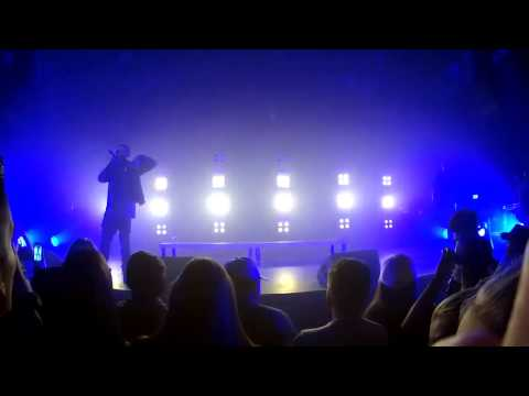 Kid Ink - Up All Night Tour (Rockhal, Luxembourg)