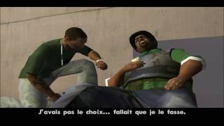 [GTA San Andreas] [FR] [HD] Mission FINALE - End Of The Line [Avec 100%]