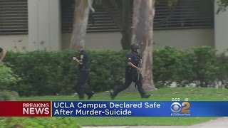 Two Dead At UCLA