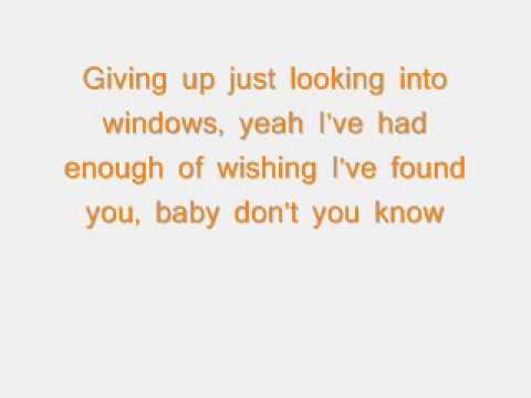 Girls Aloud - The Promise - (with lyrics)
