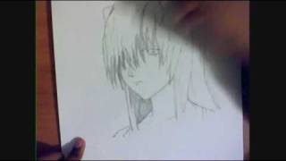 drawing lucy- elfen lied for coronakid11
