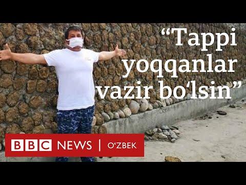 """Ўзбекистон: """"Таппи ёққан ёшлар вазир бўлсин"""" – Энергетика вазири истеъфоси сўралди - BBC News O'zbek"""