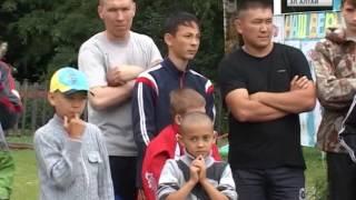 В детском лагере «Черемушки» прошли показательные выступления кинологов(, 2016-06-23T09:45:16.000Z)