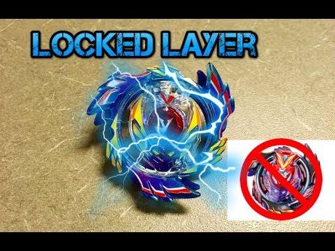 God Valkyrie Mod!! Locked Layer Without Mugen Set! Beyblade Burst