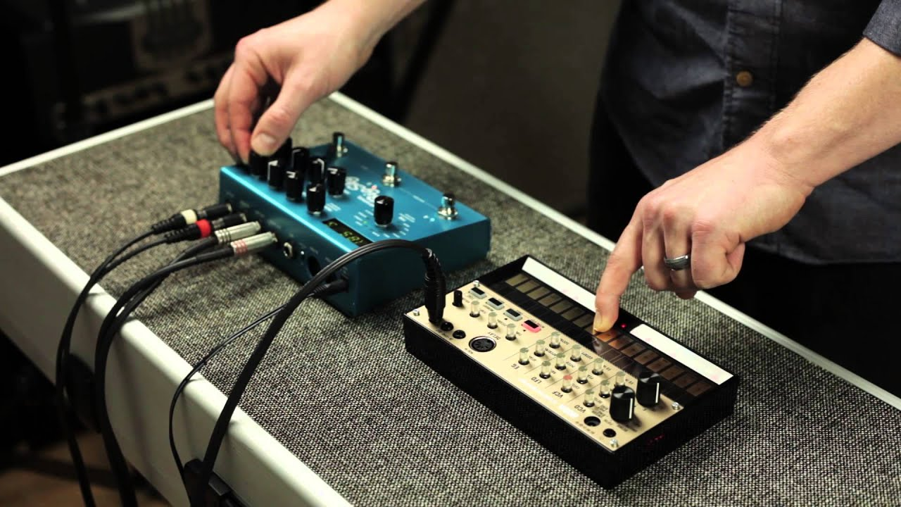 strymon bigsky reverb peter dyer synth demo youtube. Black Bedroom Furniture Sets. Home Design Ideas