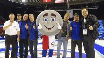 ISS ICEGRID® | World Men´s Curling Championship 2016 Basel / Switzerland time-lapse