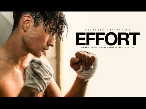 The Success Is In Your EFFORT - Give Your ALL - Motivational Video