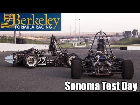 Berkeley Formula Racing - Sonoma Test Day 2/24