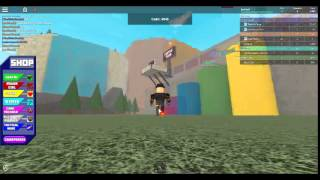 Roblox Lets Play:Two Player Candy Factory Tycoon:HOTDOG PARTY