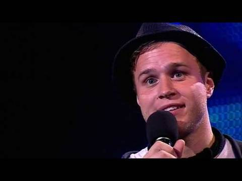 The X Factor 2009 - Olly Murs - Bootcamp 2 (itv.com/xfactor)