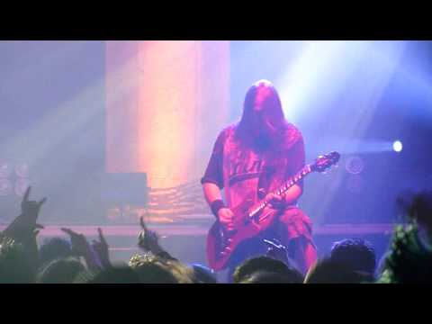 Lamb of God performing Dead Seeds Live @ the Moncton Coliseum October 30th 2009