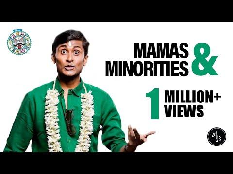 Mamas, Minorities and Music - Standup Comedy - Alexander Babu Mp3