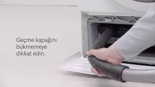Bosch Kurutma Makineleri – Ana Ünite Nasıl Temizlenir