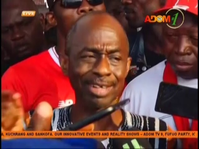 NDC To Snub Emile Short Commission - Pampaso on Adom TV (12-2-19)