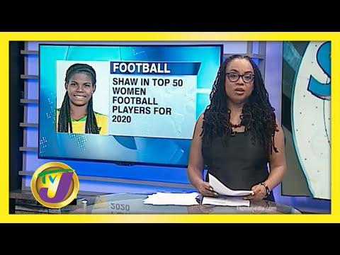 Shaw 49th on Guardian Top Footballers List | TVJ Sports News