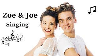 Zoe & Joe Sugg Singing Compilation thumbnail