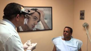 Acell + PRP Stem Cell Hair Regrowth Treatment in New York