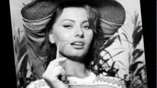 SOPHIA LOREN , donne-moi ma chance ( Babs Tino - Too Late To Worry )