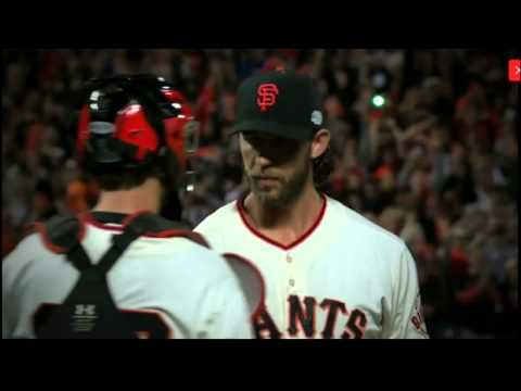 Sports Illustrated 2014 Sportsman of the Year: Madison Bumgarner