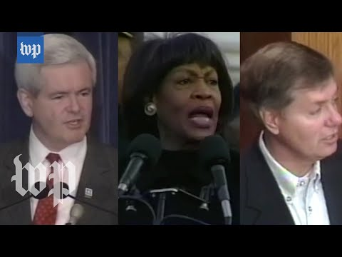 Mark Simone - Then and now: How Congress Handled Clinton and Trump Impeachment