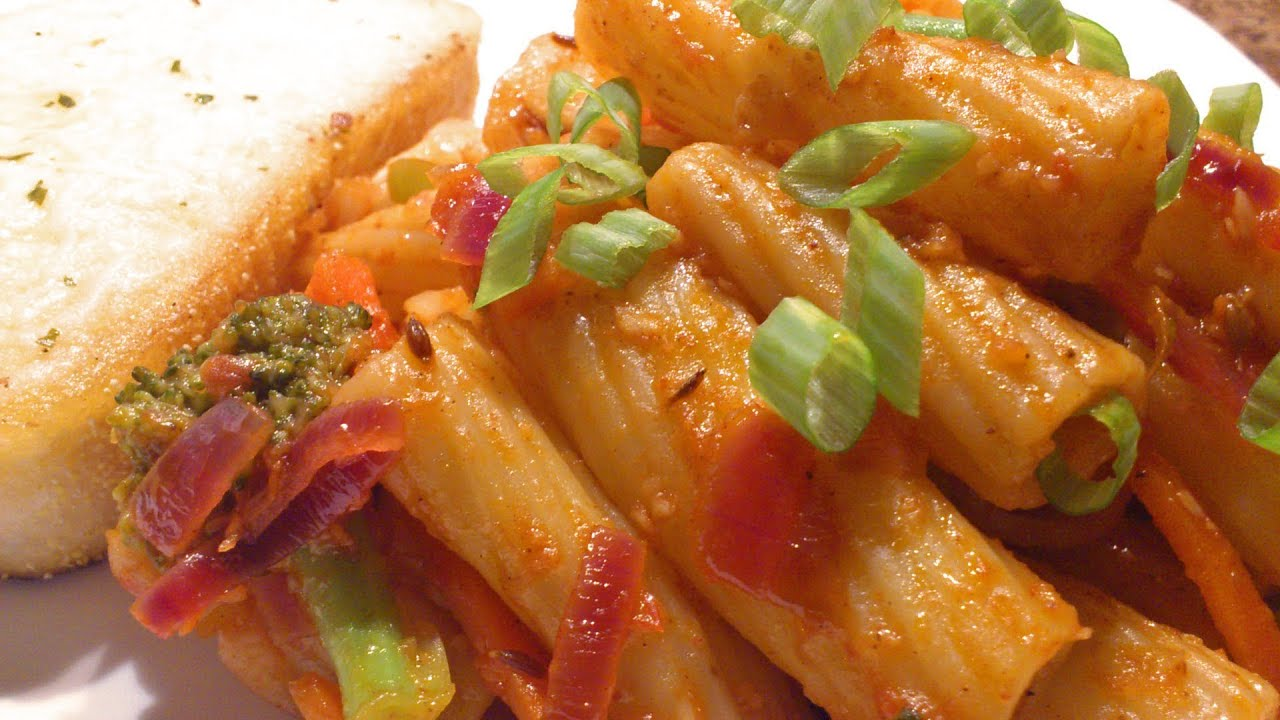 Pasta masala quick recipe youtube forumfinder Image collections