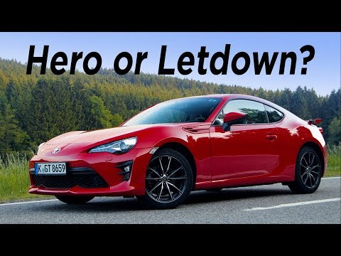 2017 Toyota Gt86 86 Brz Review Autobahn And Hatch Comparisons Everyday Driver Europe