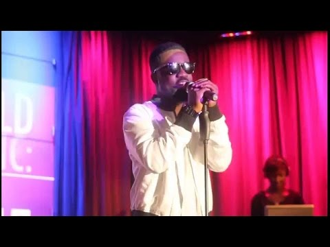 Watch: Sarkodie - Freestyle at The Grammy Museum