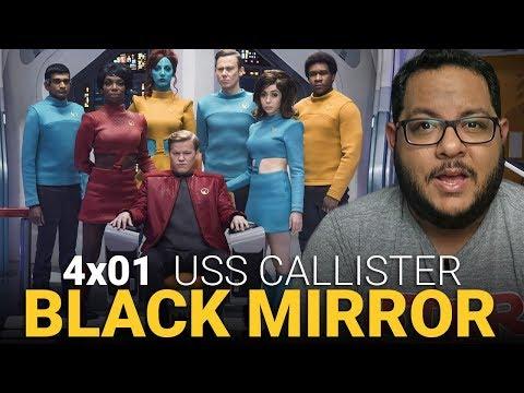 Download Youtube: BLACK MIRROR 4x01: Quem mexeu no meu Star Trek? | Crítica