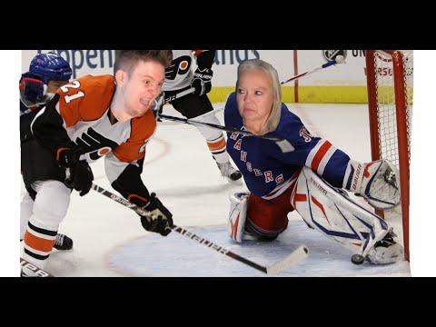 P.5 VS Mamma NHL 15 på Svenska