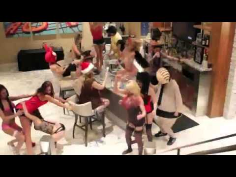 all female harlem shake lol