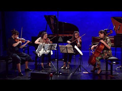 NEW TO YOUTUBE   Quatuor Zaïde – Mozart's 'Magic Flute' (Arr. String Quartet) [2019]