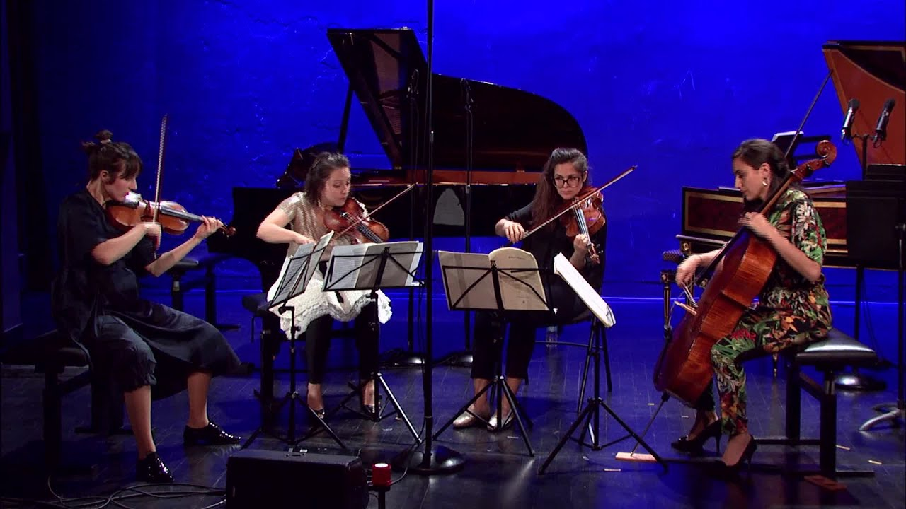 Magic Flute for string quartet | Video | The Strad