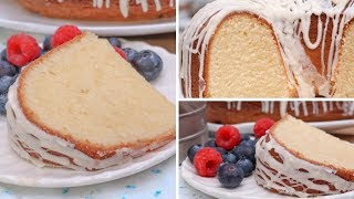 How To Make Southern Cream Cheese Pound Cake (whipped)