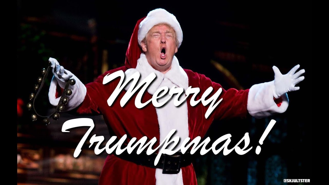 cf99fddceab58 Donald Trump sings a Christmas Song! - YouTube