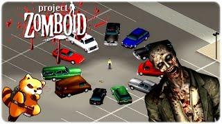 Project Zomboid - FINALMENTE TESTANDO NOVOS CARROS! (PT-BR)