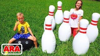 فلاد ونيكيتا ألعاب وأنشطة في الهواء الطلق للأطفال