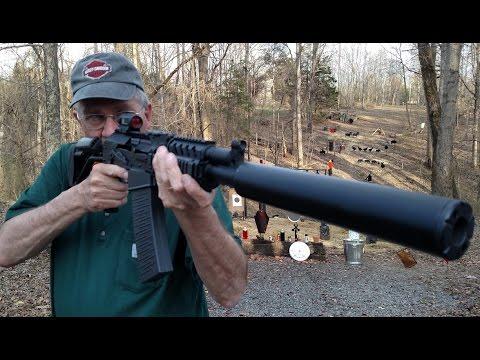 Hushpower Suppressed Shotguns...They Do exist