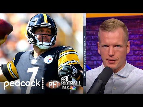 Why Ben Roethlisberger beats Ryan Fitzpatrick in Simms' QB rankings | Pro Football Talk | NBC Sports
