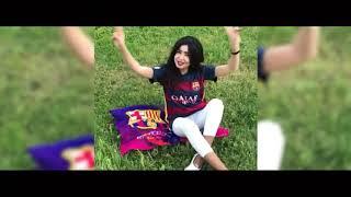 El Klassikodan Oldin O'zbek Barsa Fan Klub Tomonidan