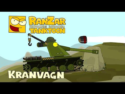Tanktoon Kranvagn RanZar