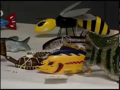 Fish Decoys: Folk Art Beneath The Ice