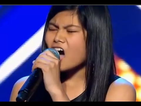 "Marlisa Punzalan - ""Yesterday"" - The X Factor Australia 2014 Audition"