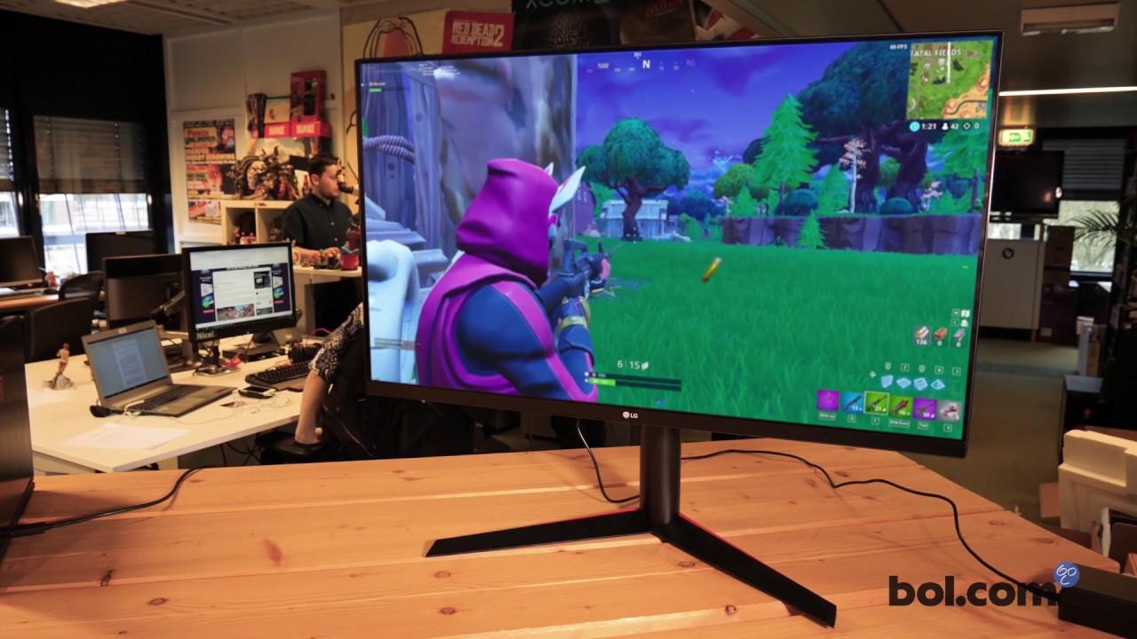 LG 32GK650F - QHD Gaming Monitor - bol com Review
