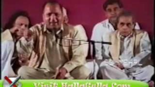 Mazahiya Mushaira Ather Shah Khan Jedi Funny Ghazal HallaGulla Com