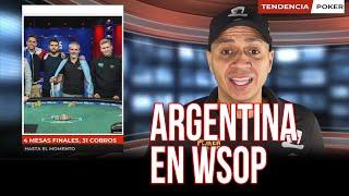 WSOP Evento Principal Argentina presente con Damian Salas #Magopoker #Noticias #Poker