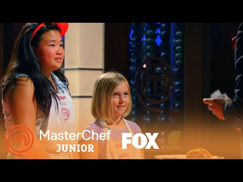 Dara & Sarah's Beef Wellington   Season 1 Ep. 3   MASTERCHEF JUNIOR