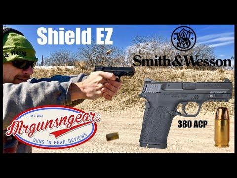 Smith & Wesson M&P 380 Shield EZ Handgun: First Impressions